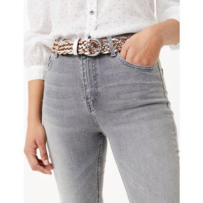 Leather Hip Belt metallics