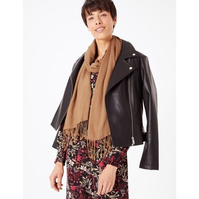Shawl with Modal brown