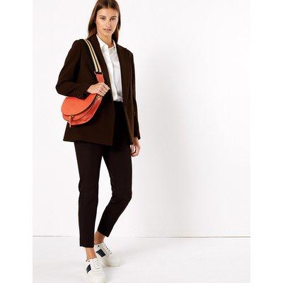 M&S Collection Smart Saddle Cross Body Bag