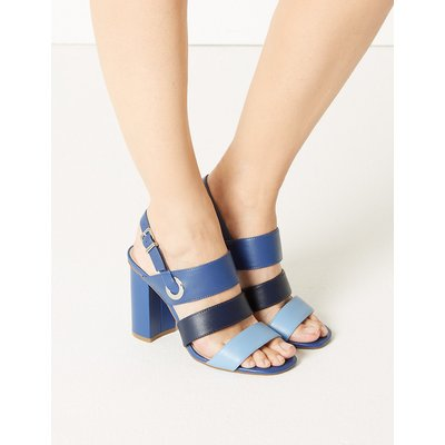 M&S Collection Multi Strap Slingback Sandals