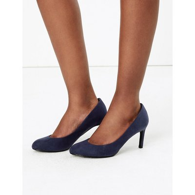 M&S Collection Stiletto Heel Court Shoes