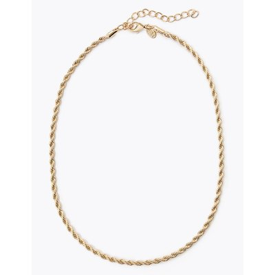 Rope Chain Necklace gold