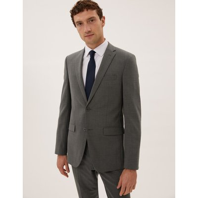 The Ultimate Charcoal Tailored Fit Jacket grey