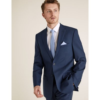 The Ultimate Slim Fit Jacket blue