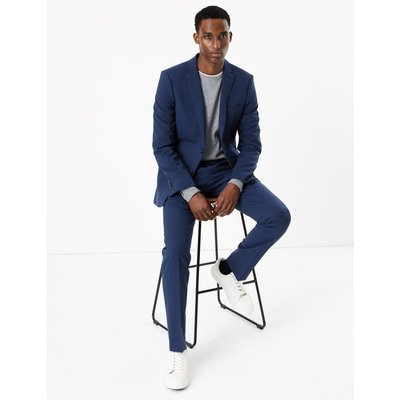 The Ultimate Blue Skinny Fit Jacket blue