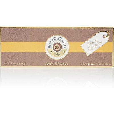 Roger&Gallet Bois d'Orange Soap Gift Set