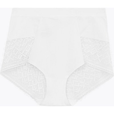 M&S Collection Body Medium Control High Waisted Shaping Knickers