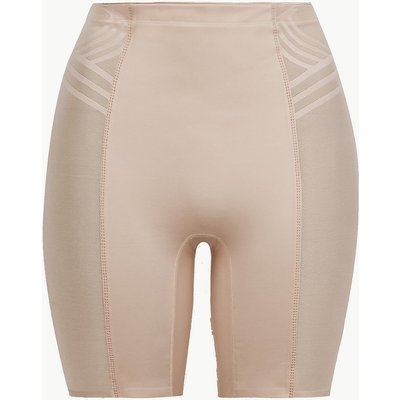 M&S Collection Firm Control Magicwear Geometric Thigh Slimmer