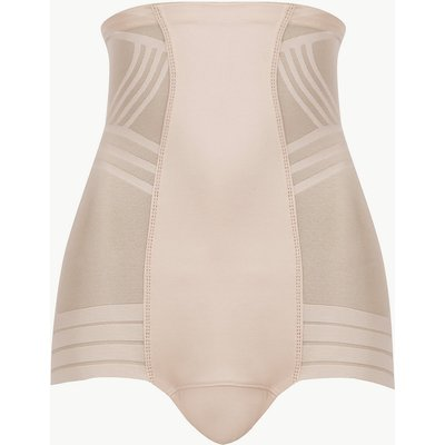 M&S Collection Firm Control Magicwear Geometric Low Leg Waist Cincher