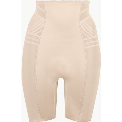 M&S Collection Firm Control Magicwear Geometric Waist & Thigh Cincher