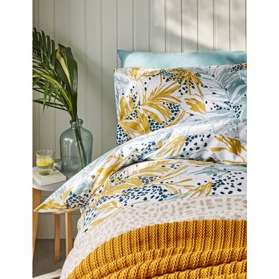 Cotton Mix Abstract Bedding Set multi-coloured