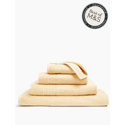 Luxury Egyptian Cotton Towel yellow