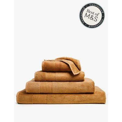 Luxury Egyptian Cotton Towel brown
