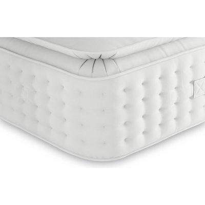 Cashmere & Silk 2250 Pocket Sprung Medium Mattress white