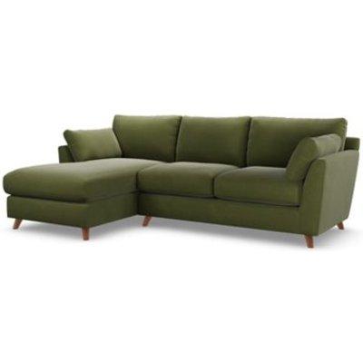 M&S Oscar Chaise Sofa (Left-Hand) - 1SIZE
