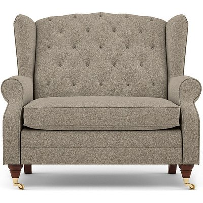 Highland Button Loveseat