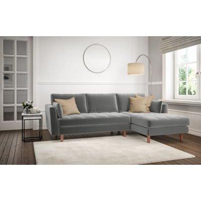 M&S Preston Chaise Sofa (Right-Hand) - 1SIZE
