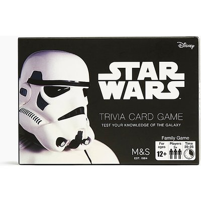 Star Wars Trivia Card Game