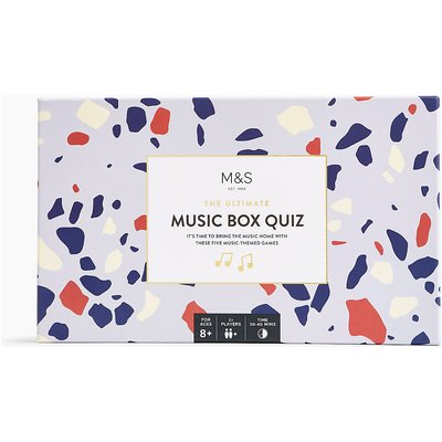 The Music Box Quiz Game