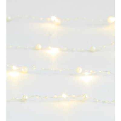 20 Pearl Wire Lights