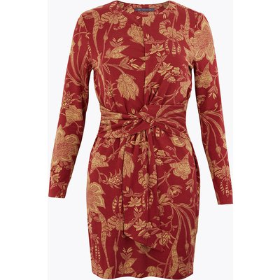 M&S Collection PETITE Floral Jersey Bodycon Dress