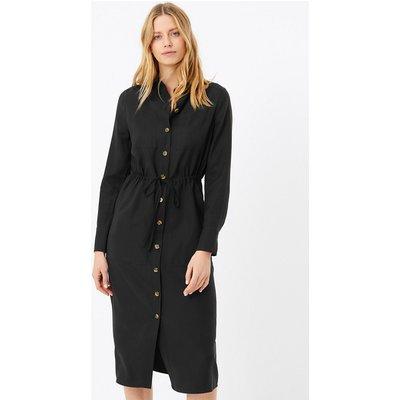 M&S Collection Pocket Utility Shirt Midi Dress