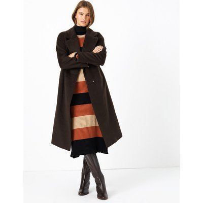 M&S Collection Belted Wrap Coat
