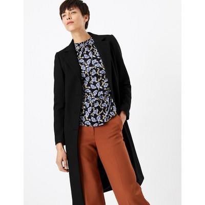 M&S Collection Tailored Coat