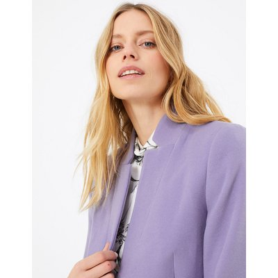 M&S Collection Notch Neck City Coat