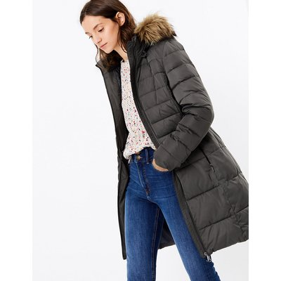 M&S Collection Thermowarmth Quilted Coat