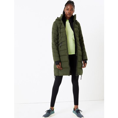 GOODMOVE Comfort Stretch Padded Coat