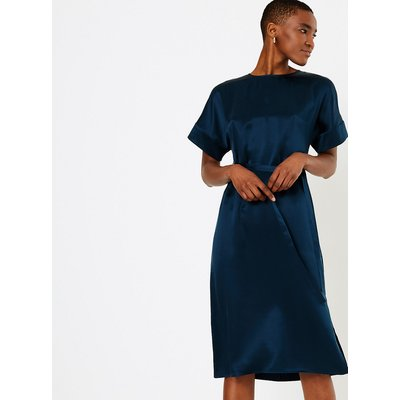 Autograph Pure Silk Tunic Dress