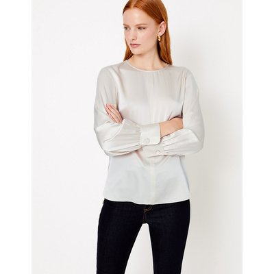 Autograph Pure Silk Relaxed Fit Blouse