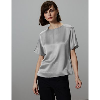 Autograph Pure Silk Shell Top