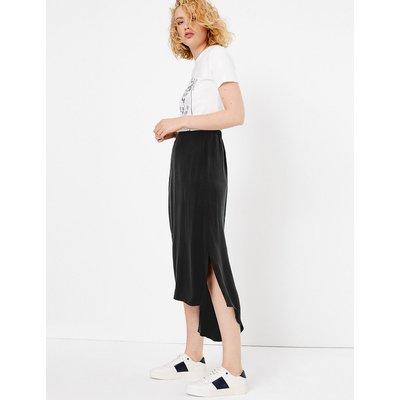 Per Una Asymmetric Maxi Skirt