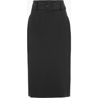 M&S Collection Belted Knee Length Pencil Skirt