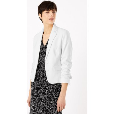M&S Collection Single Breasted Blazer