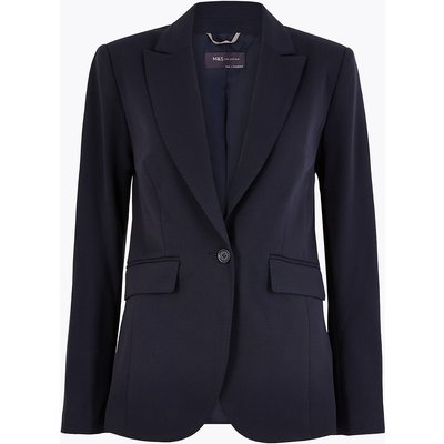 M&S Collection Tailored Single Breasted Blazer
