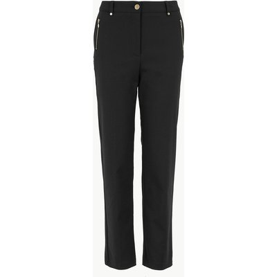 Per Una Straight Ankle Grazer Trousers