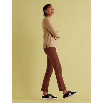 M&S Collection Mia Slim Fit Ankle Grazer Trousers