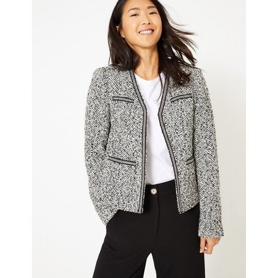 M&S Collection Textured Blazer