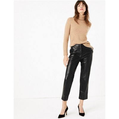 M&S Collection Pintuck 7/8th Trousers
