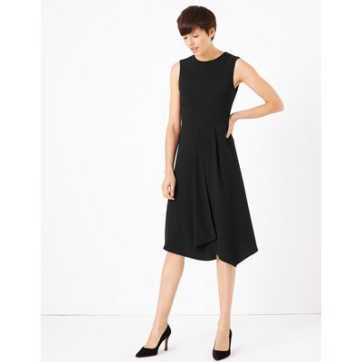 M&S Collection Fit & Flare Midi Dress