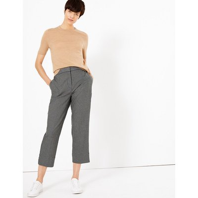 M&S Collection Evie Straight 7/8th Trousers