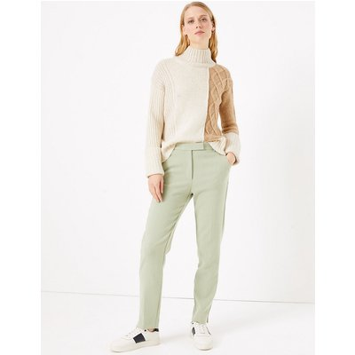 M&S Collection Mia Slim Ankle Grazer Trousers