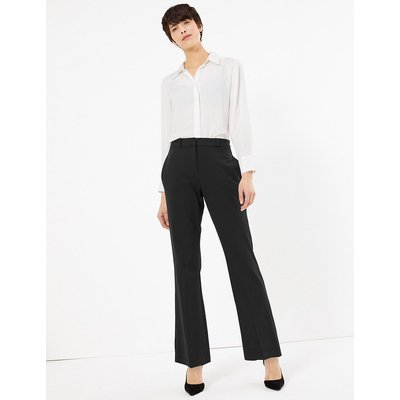 M&S Collection Slim Boot Cut Trousers