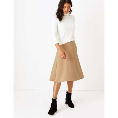 M&S Collection Circle A-Line Midi Skirt