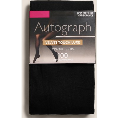 Autograph 100 Denier Velvet Touch Opaque Tights