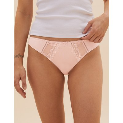 M&S Collection 5 Pack Microfibre Mini Knickers