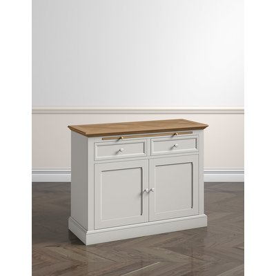 Greenwich Grey 2-Door Sideboard